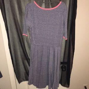 LuLaRoe Dresses - Lularoe Nicole size Large